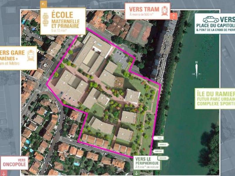 Vente appartement Toulouse 452000€ - Photo 5