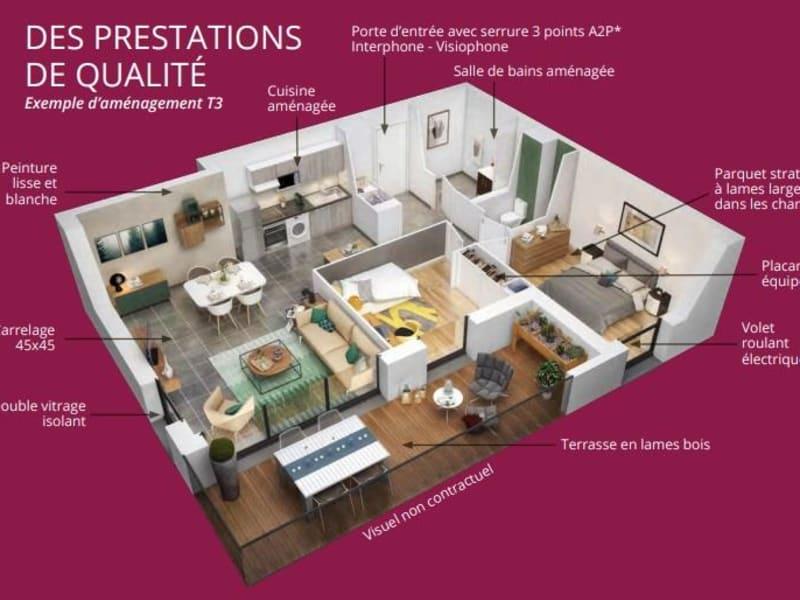Vente appartement Toulouse 298000€ - Photo 7