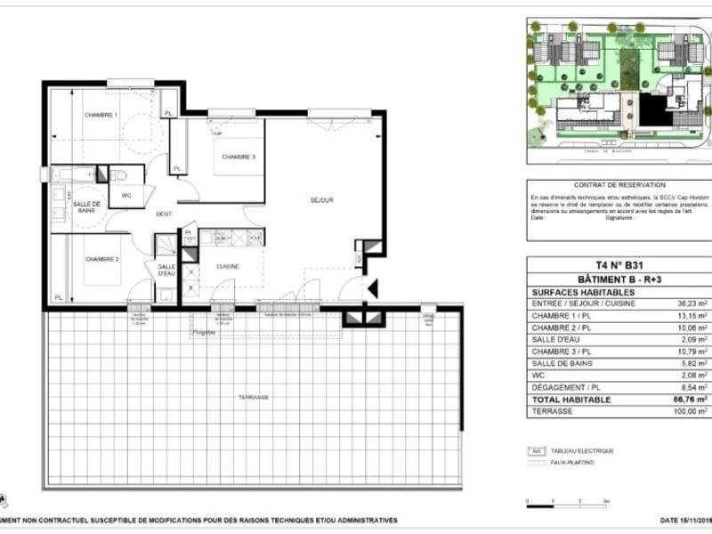 Vente appartement Colomiers 355500€ - Photo 7