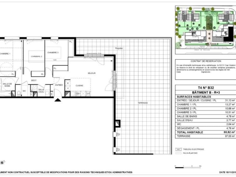 Vente appartement Colomiers 355500€ - Photo 8