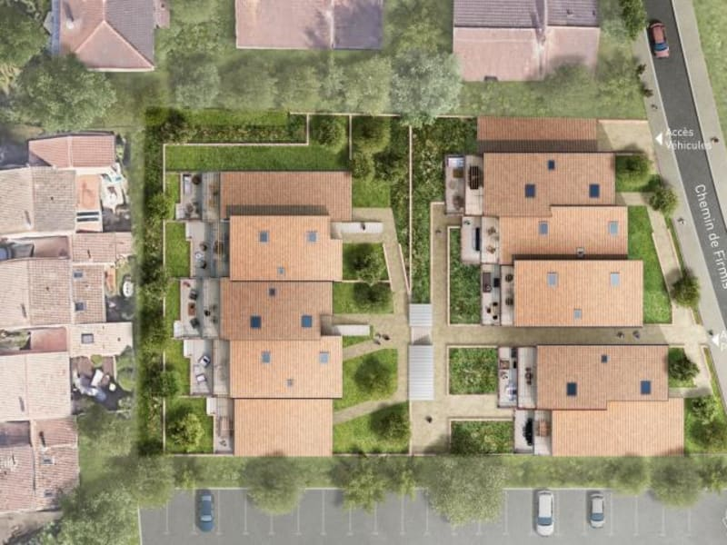 Vente appartement Toulouse 345000€ - Photo 3