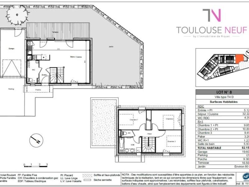 Vente maison / villa Colomiers 329900€ - Photo 4