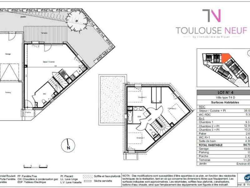 Vente maison / villa Colomiers 329900€ - Photo 5