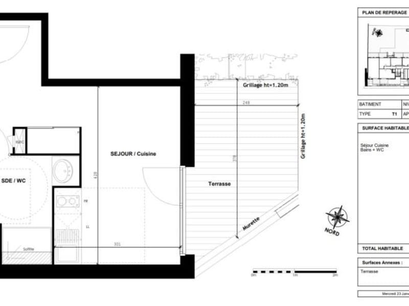 Vente appartement Toulouse 150000€ - Photo 6