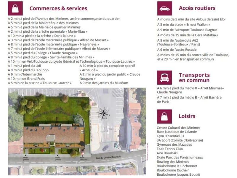 Vente appartement Toulouse 150000€ - Photo 8
