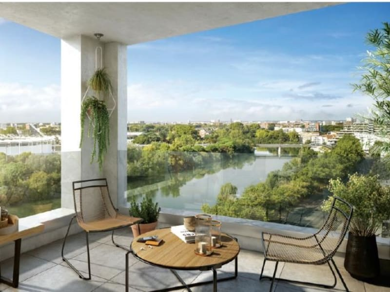 Vente appartement Toulouse 306000€ - Photo 1