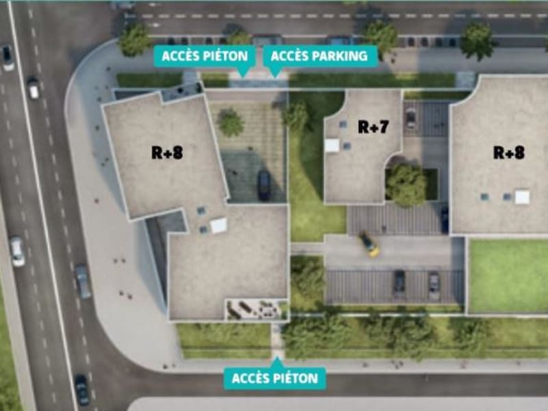 Vente appartement Toulouse 306000€ - Photo 4