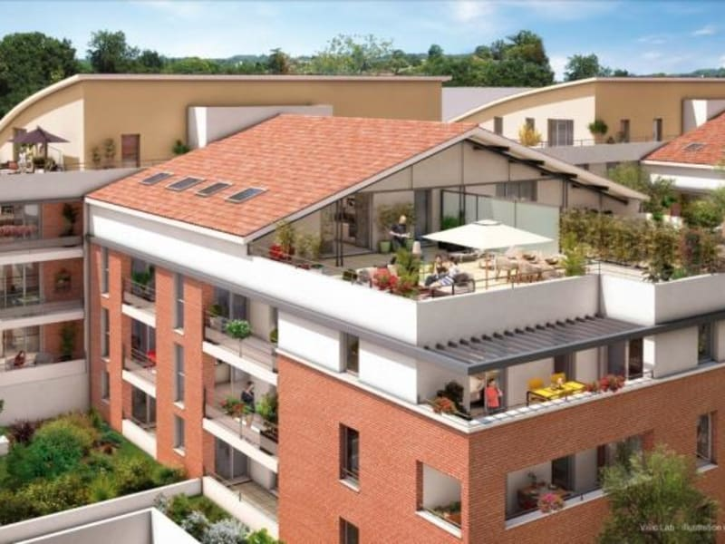 Vente appartement Toulouse 255000€ - Photo 6