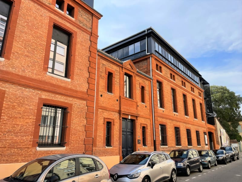 Vente appartement Toulouse 141000€ - Photo 1