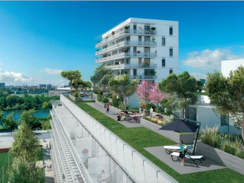 Vente appartement Toulouse 381900€ - Photo 5