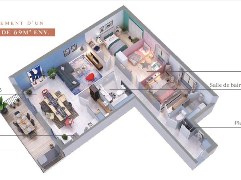 Vente appartement Montrabe 296000€ - Photo 11