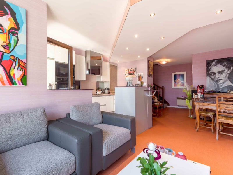 Sale apartment Dijon 225000€ - Picture 4