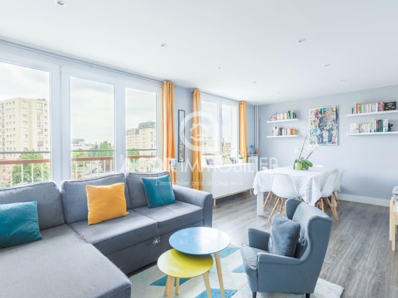Appartement Chatillon 3 pièce(s) 62.52 m2