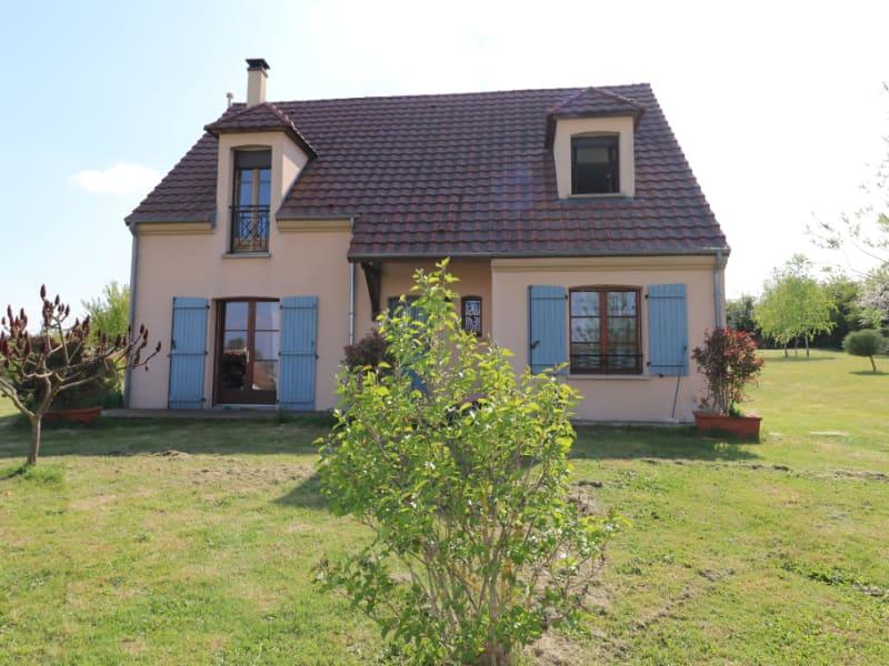 Vente maison / villa Fontenay sur eure 332000€ - Photo 1