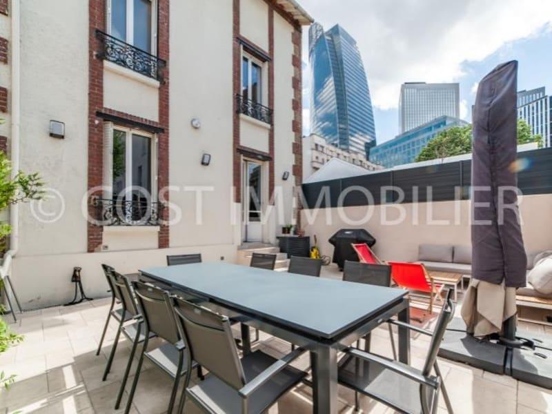 Vente de prestige maison / villa Courbevoie 1599000€ - Photo 1