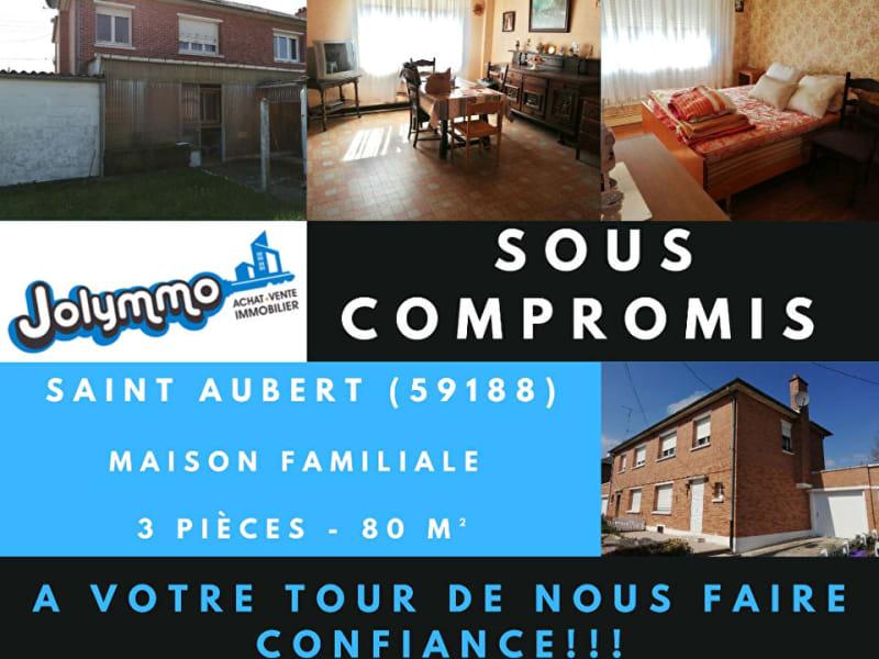 Sale house / villa Saint aubert 80000€ - Picture 1