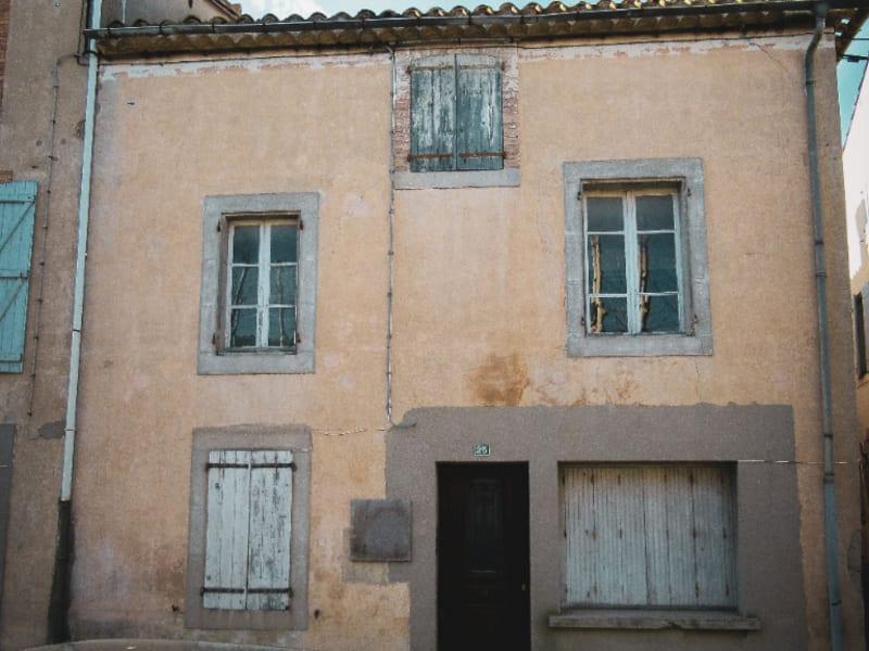 Vente maison / villa Villemoustaussou 56500€ - Photo 9