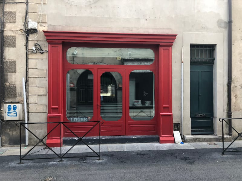 Local commercial ou Pop-up Store 98m²  Proche Gambetta