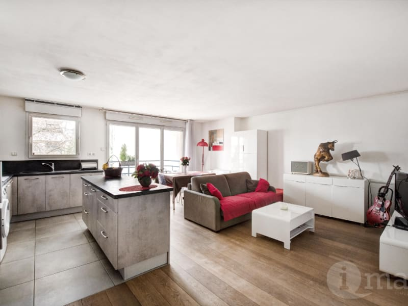 Sale apartment Courbevoie 525000€ - Picture 1