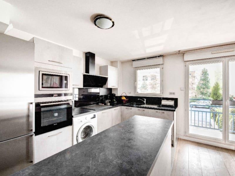 Sale apartment Courbevoie 525000€ - Picture 2