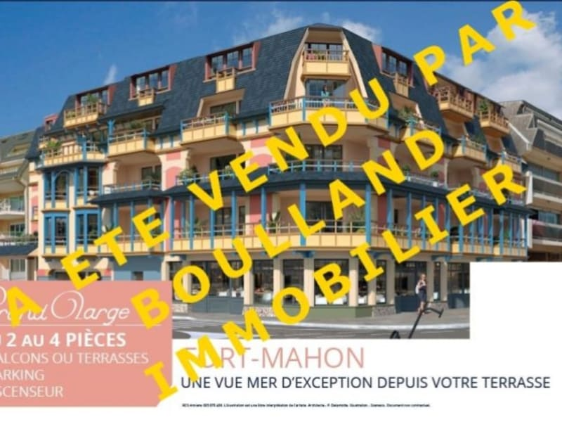 Vente local commercial Fort mahon plage 577800€ - Photo 1