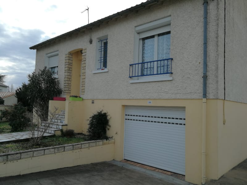 Sale house / villa Aiffres 176000€ - Picture 8