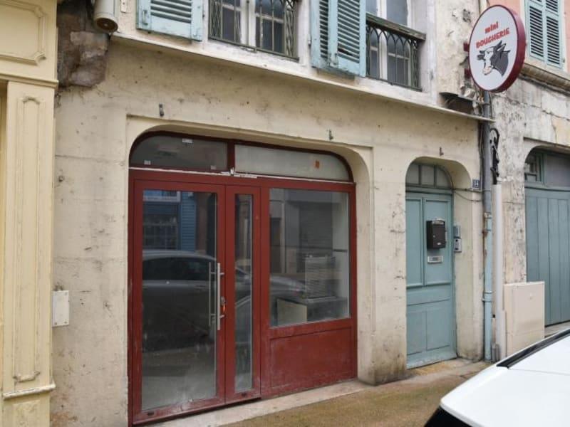 Rental empty room/storage Nantua 390€ HC - Picture 2