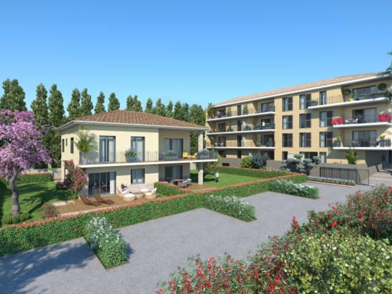 Sale apartment Luynes 344000€ - Picture 1