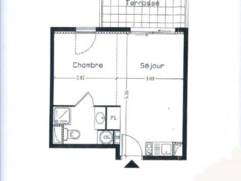 Location appartement Aix en provence 676€ CC - Photo 7