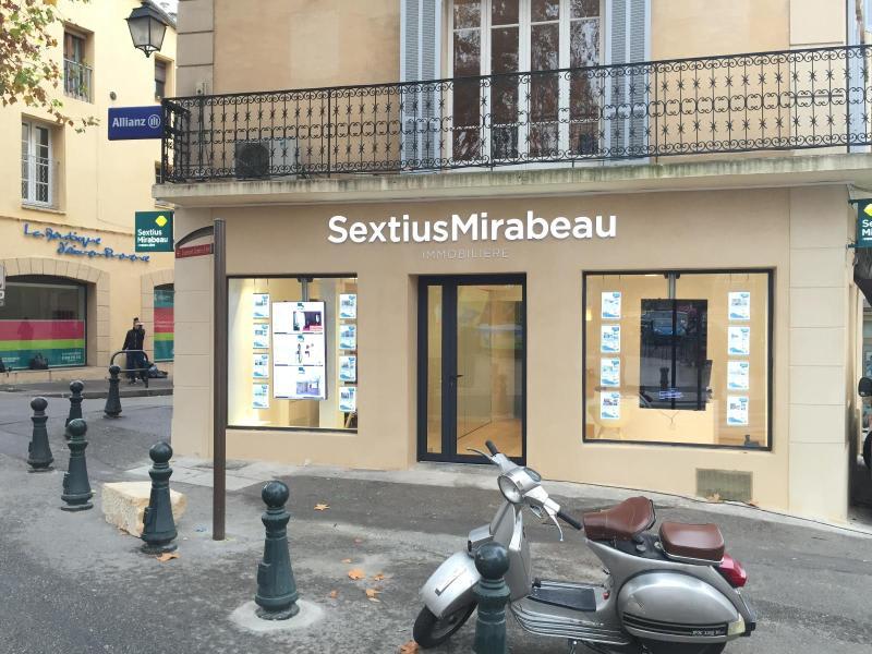 Location appartement Aix en provence 801€ CC - Photo 1