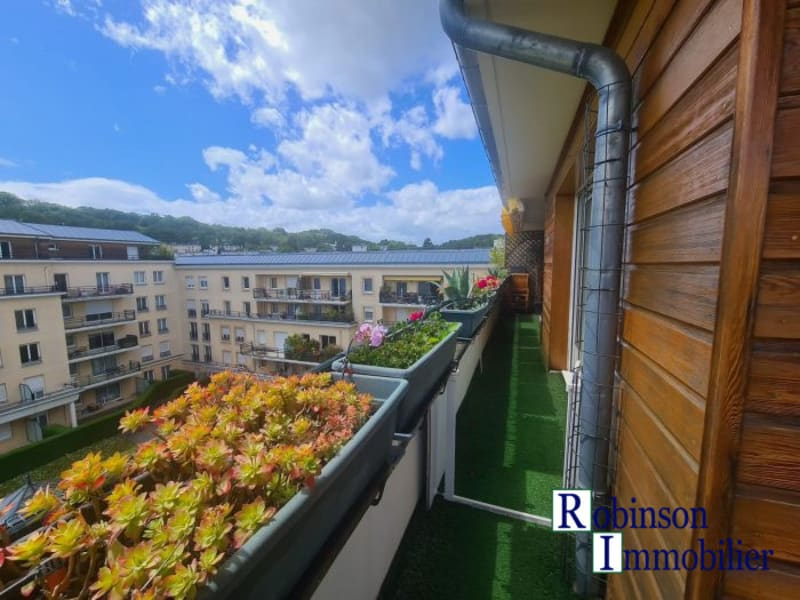 Vente appartement Le plessis-robinson 575000€ - Photo 2