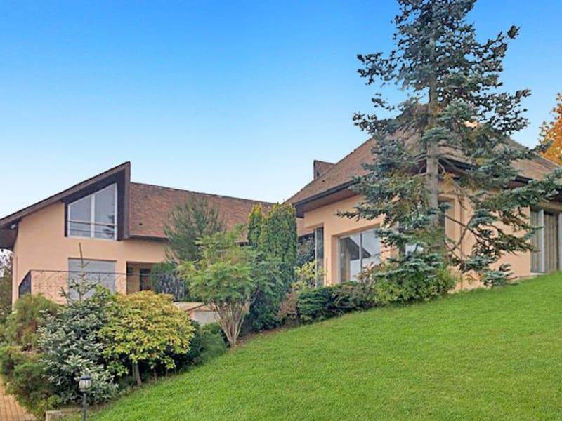 Sale house / villa Aigremont 1190000€ - Picture 1