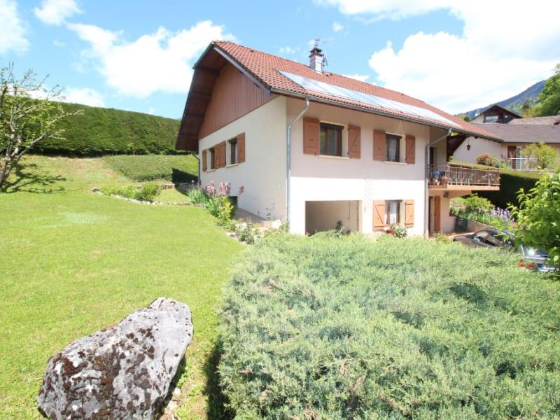 Sale house / villa Pugny chatenod 550000€ - Picture 1