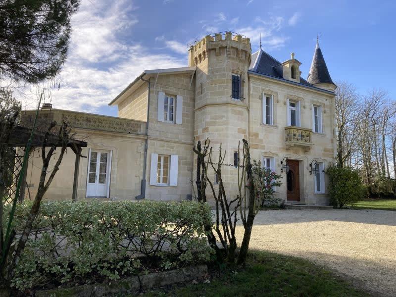 Sale house / villa Bordeaux 1680000€ - Picture 1