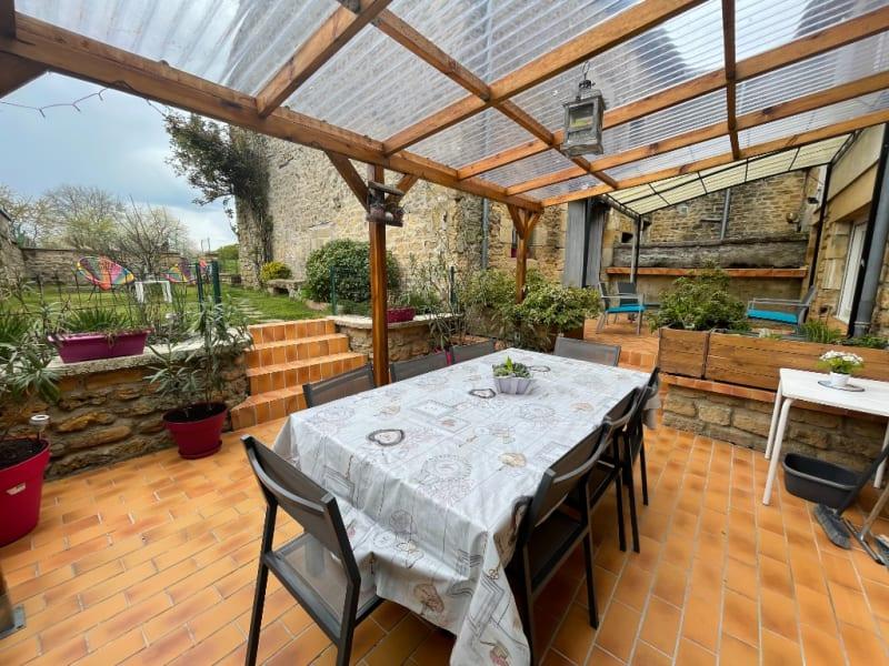 Vente maison / villa Mouzon 183000€ - Photo 1