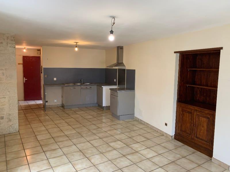 Rental apartment Saint gelais 466€ CC - Picture 1