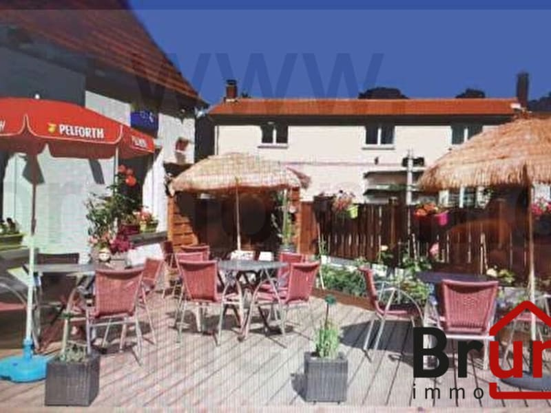 Commercial property sale shop Sailly flibeaucourt 118900€ - Picture 2