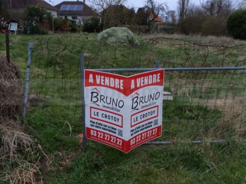 Sale site Saint quentin en tourmont  - Picture 2