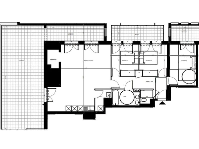 Vente appartement Toulouse 340500€ - Photo 10