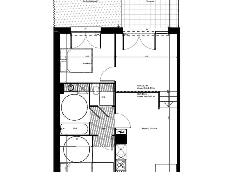 Vente appartement Toulouse 209000€ - Photo 8
