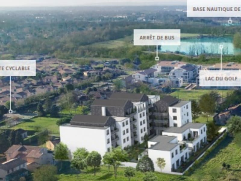 Vente appartement Toulouse 209000€ - Photo 9