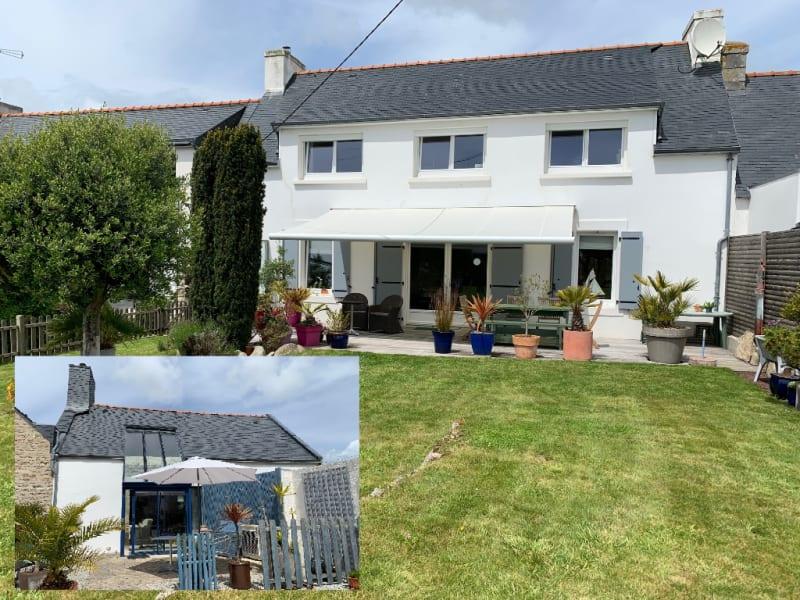 Sale house / villa Lesconil 599550€ - Picture 1