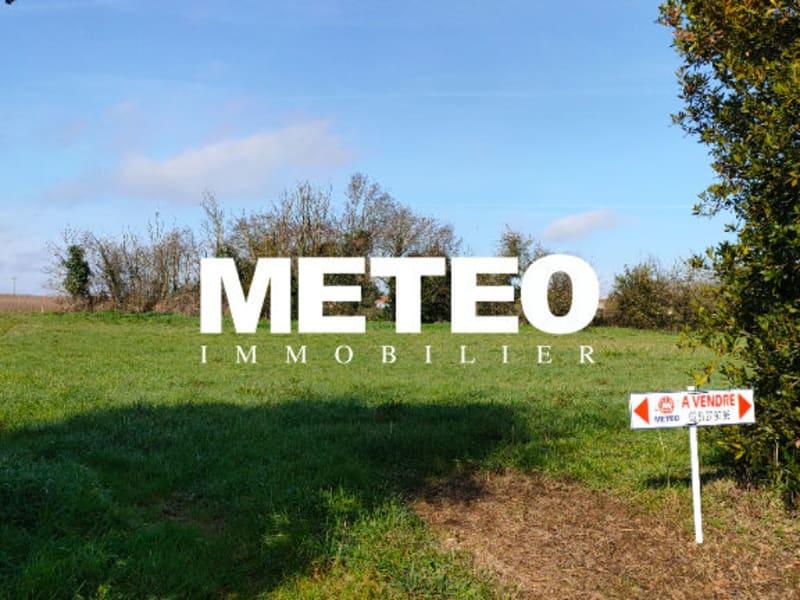 Sale site St aubin la plaine 45920€ - Picture 1