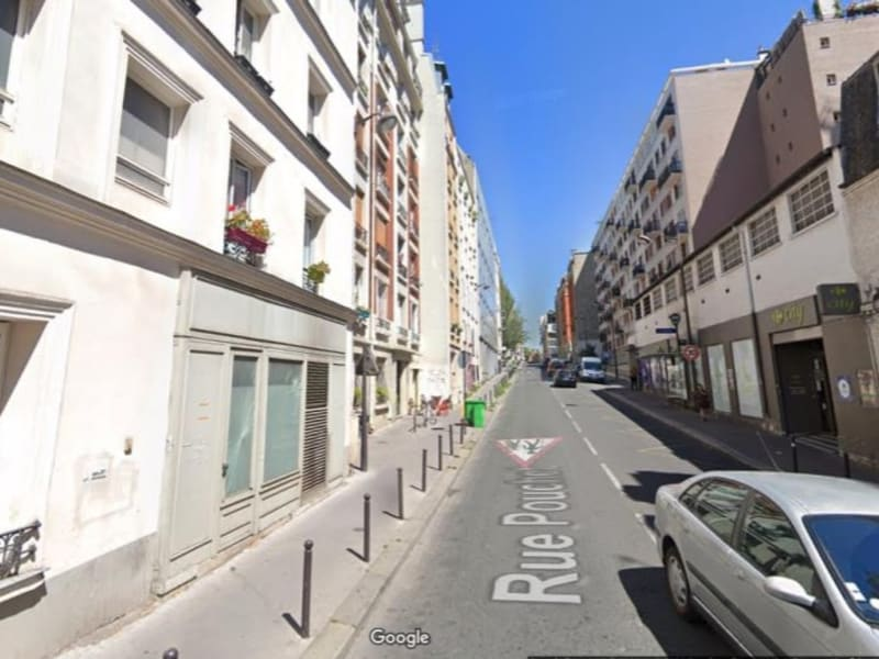 Sale empty room/storage Paris 17ème 140000€ - Picture 2