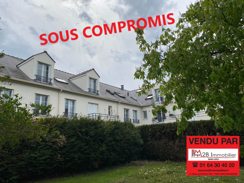 Vente appartement Lagny sur marne 282000€ - Photo 1
