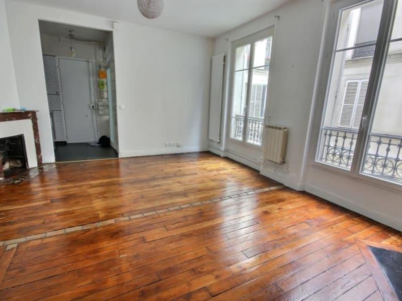 Sale apartment Paris 18ème 399000€ - Picture 1