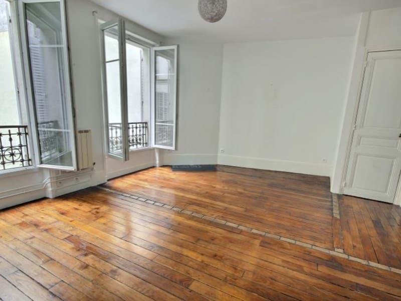 Sale apartment Paris 18ème 399000€ - Picture 2
