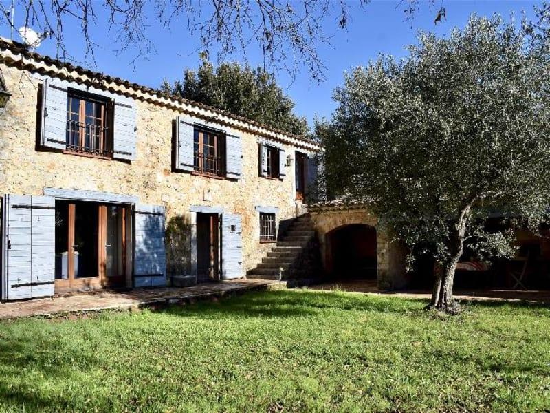 Sale house / villa Montauroux 798000€ - Picture 1