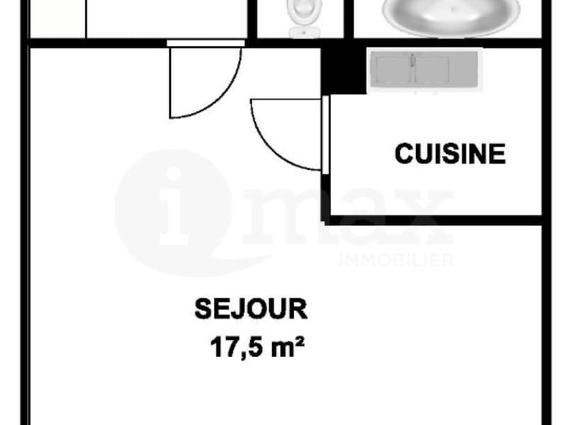 Sale apartment Courbevoie 285000€ - Picture 5