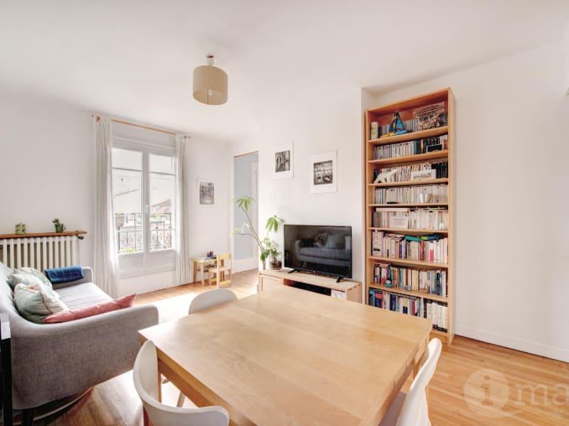 Sale apartment Asnieres sur seine 470000€ - Picture 2